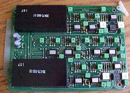 Fm Filter Card # 0 or Retrofit ACC - 022